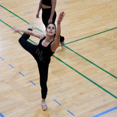 Lina smeds, dans