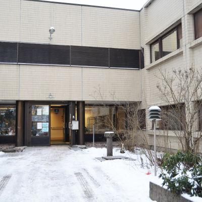 Hälsocentralen i Kyrkslätt centrum