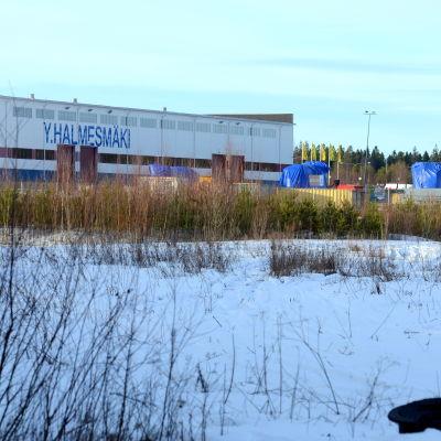 Här planeras bland annat Ikea i Vasa.