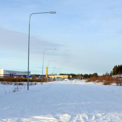 Risöområdet i Vasa.