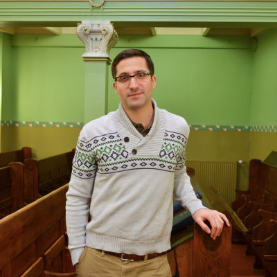 Ariel Nadbornik i Helsingfors synagoga