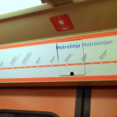 etrolinjen i Helsingfors