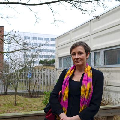Elina Anttila, överdirektör för Nationalmuseet