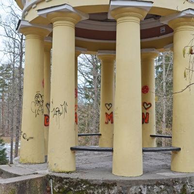 tempel planerat av Engel