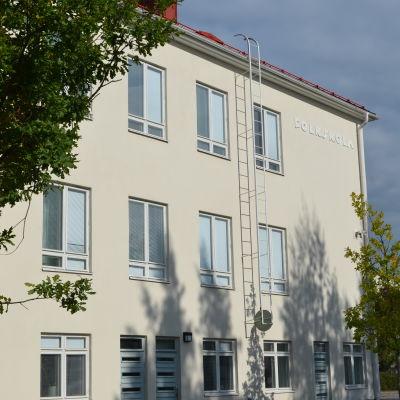 Dickursby skola i Vanda september 2015