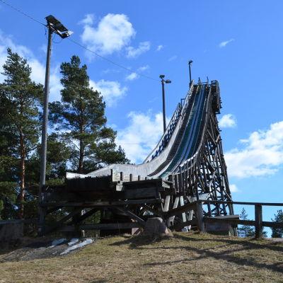 K46-backen i Hertonäs.