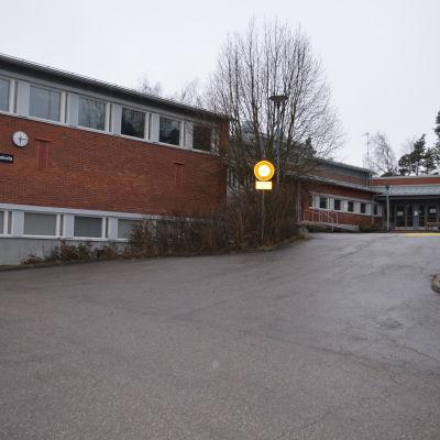 Smedsby skola i Esbo