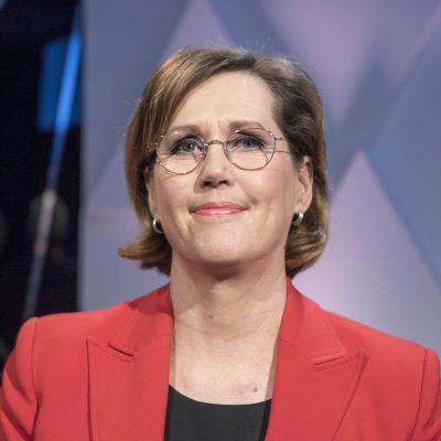 Suuri Vaalikeskustelu 25.01.2018, TV1. Tuula Haatainen