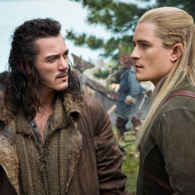 The Hobbit: The Battle of the Five Armies har premiär i december.