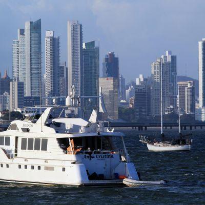 Panama Cityn skyline
