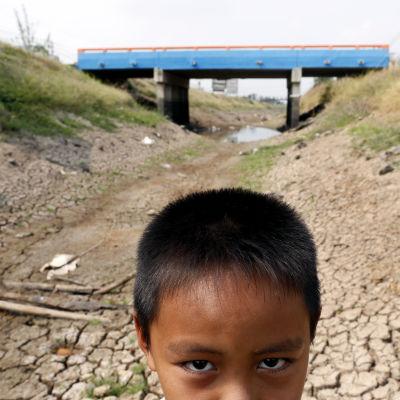 Torkan i Thailand var den svåraste på flera decennier i våras