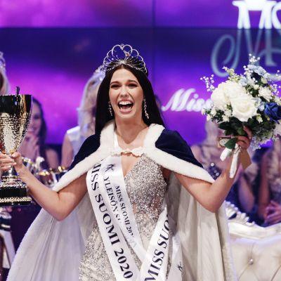 Miss Suomi 2020 Viivi Altonen