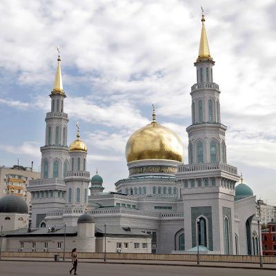 Moskva fick ny mosék
