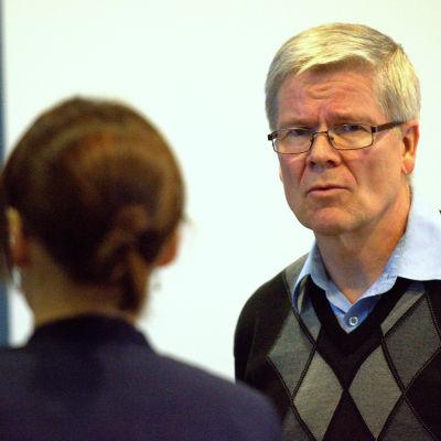 Harri Hongell, expertvittne i äggrättegången