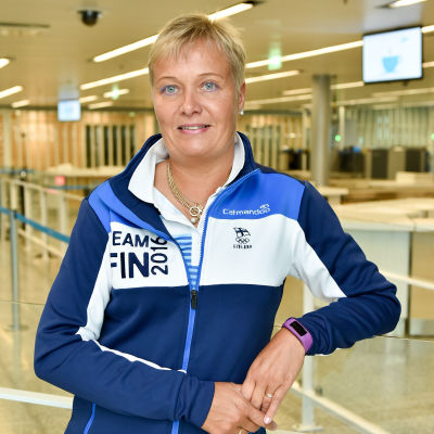 Satu Mäkelä-Nummela gör sitt tredje OS i Rio.