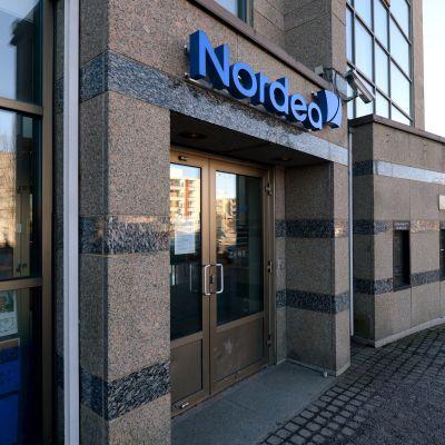 Nordeas kontor i Klaukkala i Nurmijärvi.