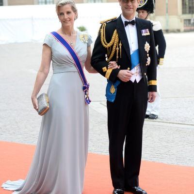 Prince Edward och Sophie