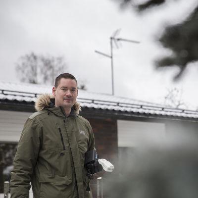 Janne Heimonen.
