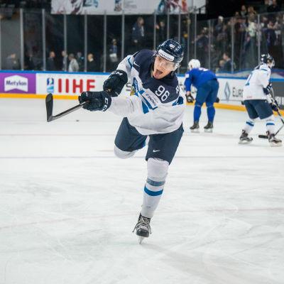 Mikko Rantanen, VM 2017.