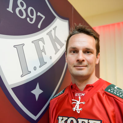 Niklas Bäckström, HIFK, sommaren 2016.