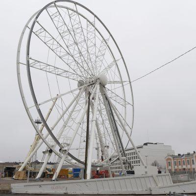 Pariserhjulet på Skatudden