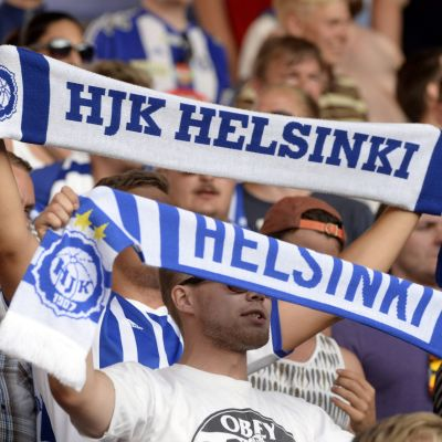 HJK-fans, juli 2014