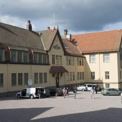 Riksinternatet Lundsberg.