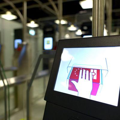 Elektronisk passkontroll