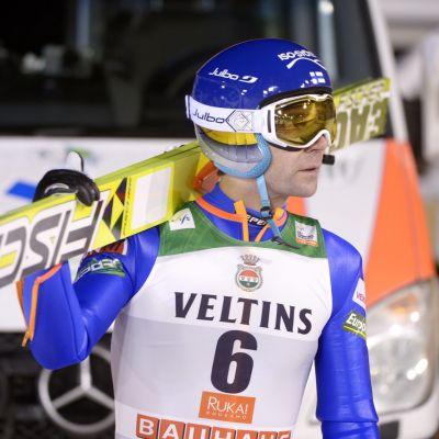 Janne Ahonen, Ruka, november 2014