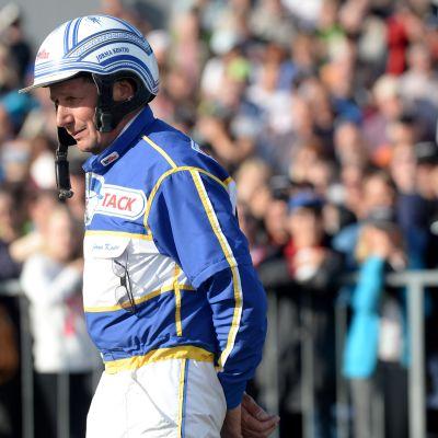Jorma Kontio har nått 10 000 segrar i karriären.