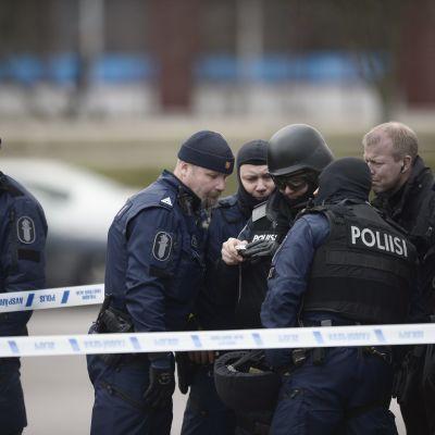 Poliser i Nurmijärvi