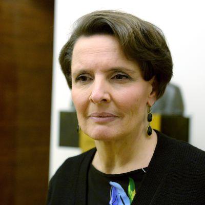 Trafikminister Anne Berner