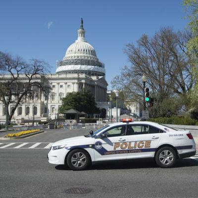 Capitolium i Washington.
