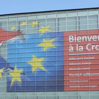 Kroatien hotas av EU-sanktioner