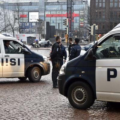Polisen i Helsingfors