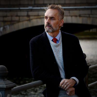 Jordan B Peterson i Helsingfors.