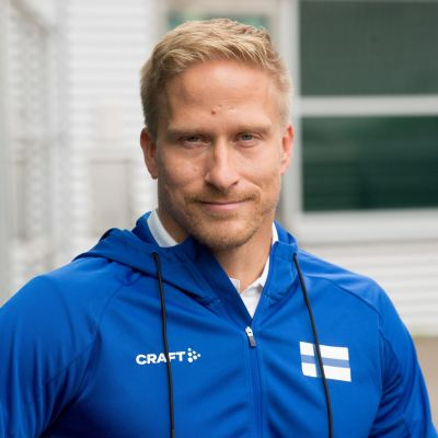 Leo-Pekka Tähti on yhdeksänkertainen Euroopan mestari ratakelauksessa.