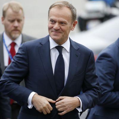 Europeiska rådets ordförande Donald Tusk