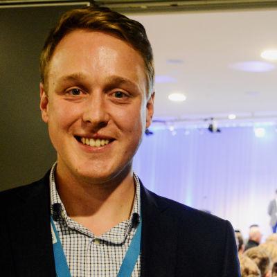 Magnus Stagnäs projektledare på Ramboll.