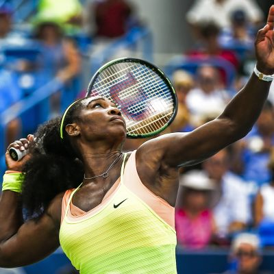 Serena Williams, Cincinnati elokuu 2015
