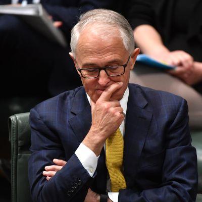 Australiska medier tror att premiärminister Malcolm Turnbull avgår frivilligt om han utmanas i en ny omröstning om det Liberala partiets och regeringens ledarskap