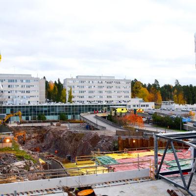 Esbo sjukhus 2014