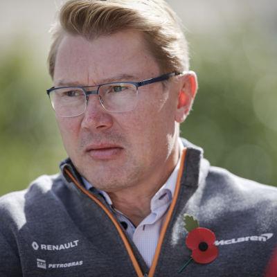 Mika Häkkinen.