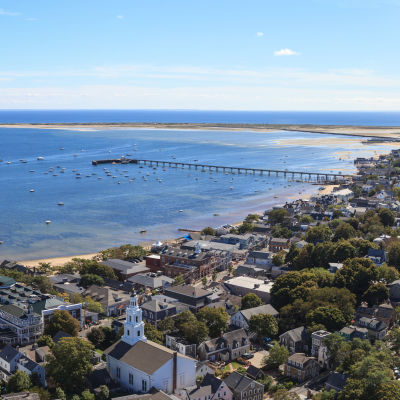 Provincetown, Cape Cod, USA