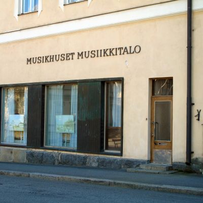 Musikhuset.