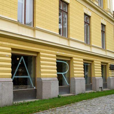 Konsthallen i Vasa.