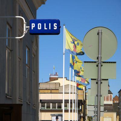 Polisen i Jakobstad