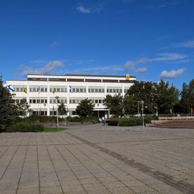Stadshuset i Kareby.