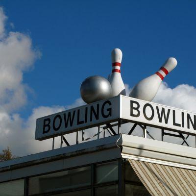 Bowling i Vasa.