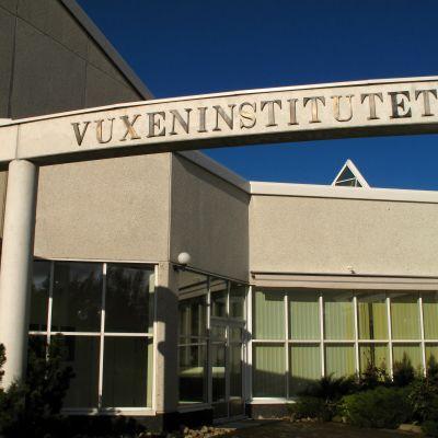 Vuxeninstitutet i Korsholm.